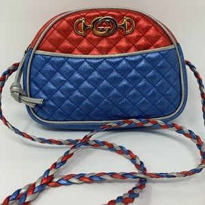 GUCCI TRAPUNTATA BAG